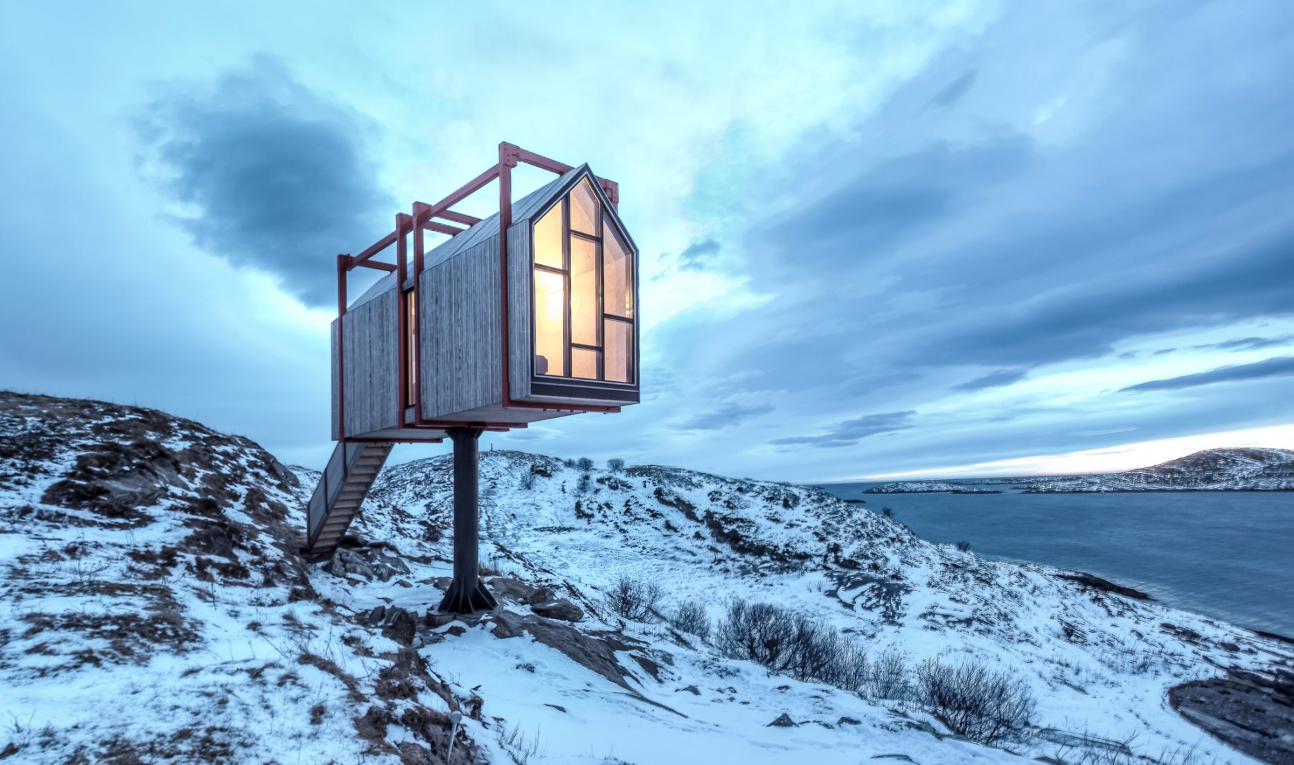 minicasas - Diseño de Tyin Architects